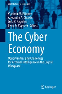 Cover The Cyber Economy