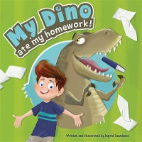 Cover My Dino Ate My Homework!