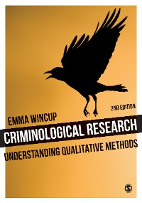 Cover Criminological Research