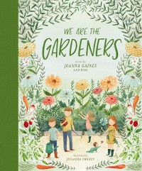 Cover We Are the Gardeners