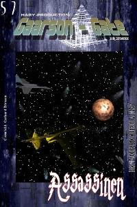 """Cover GAARSON-GATE 057: """"Assassinen"""""""