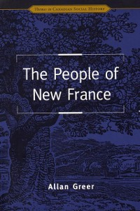 Cover People of New France
