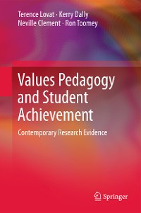 Cover Values Pedagogy and Student Achievement