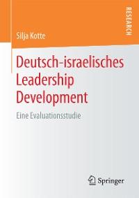 Cover Deutsch-israelisches Leadership Development