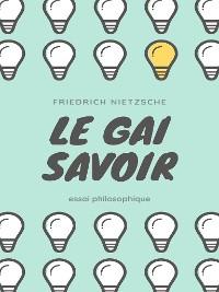 Cover Le Gai Savoir