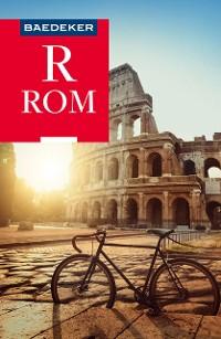 Cover Baedeker Reiseführer Rom