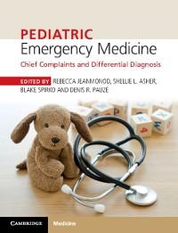 Cover Pediatric Emergency Medicine