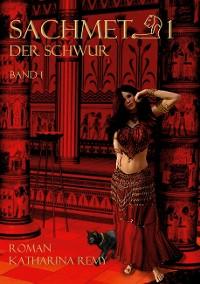 Cover Sachmet Der Schwur