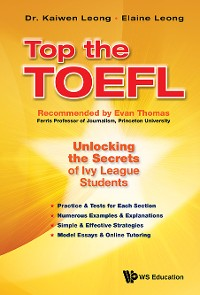 Cover Top The Toefl: Unlocking The Secrets Of Ivy League Students