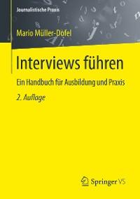 Cover Interviews führen