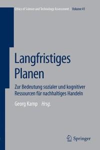 Cover Langfristiges Planen