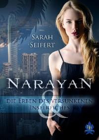 Cover Narayan und die Erben des versunkenen Inselreiches