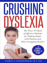 Cover Crushing Dyslexia