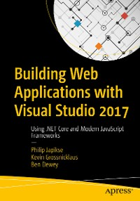 Cover Building Web Applications with Visual Studio 2017