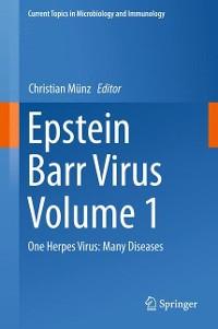 Cover Epstein Barr Virus Volume 1