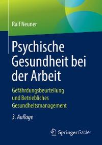 Cover Psychische Gesundheit bei der Arbeit