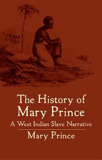 Cover The History of Mary Prince