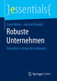 Cover Robuste Unternehmen
