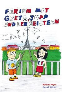 Cover Ferien mit Greta, Jupp und den Geistern