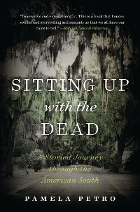 Cover Sitting Up with the Dead