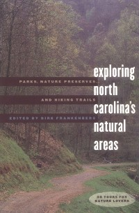 Cover Exploring North Carolina's Natural Areas