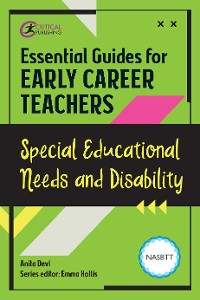 Cover Essential Guides for Early Career Teachers: Special Educational Needs and Disability