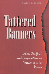 Cover Tattered Banners