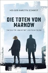 Cover Die Toten von Marnow