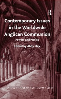 Cover Contemporary Issues in the Worldwide Anglican Communion