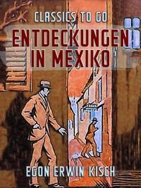 Cover Entdeckungen in Mexiko