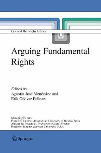 Cover Arguing Fundamental Rights