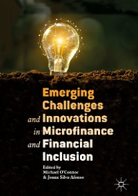 Cover Emerging Challenges and Innovations in Microfinance and Financial Inclusion