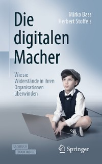 Cover Die digitalen Macher