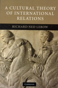 Cover Cultural Theory of International Relations
