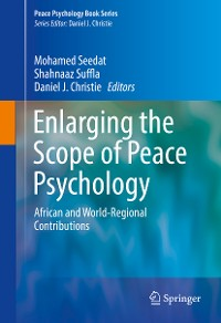 Cover Enlarging the Scope of Peace Psychology