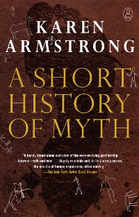 Cover A Short History of Myth