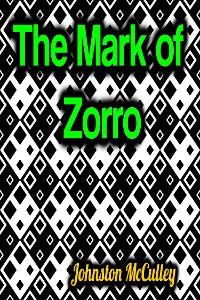 Cover The Mark of Zorro