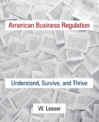 Cover American Business Regulation