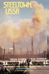 Cover Steeltown, USSR