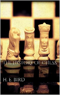 Cover The history of Chess