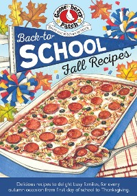 Cover Back-To-School Fall Recipes