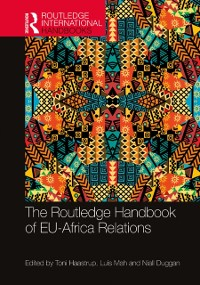 Cover Routledge Handbook of EU-Africa Relations