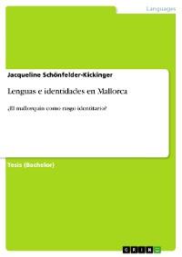 Cover Lenguas e identidades en Mallorca