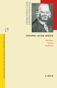 Cover Johann Jacob Moser