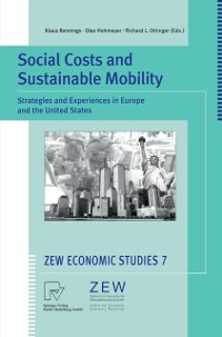 Cover Social Costs and Sustainable Mobility