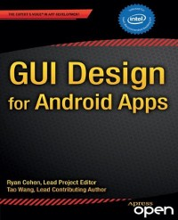 Cover GUI Design for Android Apps