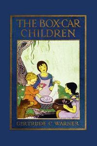 Cover The Box-Car Children