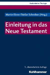 Cover Einleitung in das Neue Testament