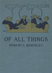 Cover Of All Things