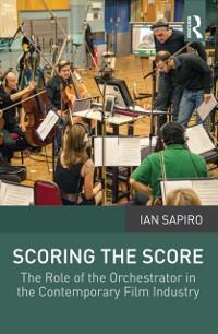 Cover Scoring the Score